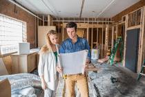 couple plans maison construction