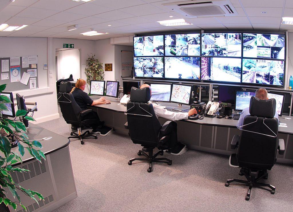Centre de télésurveillance
