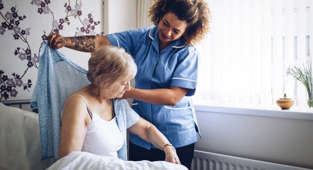 Aide domicile senior